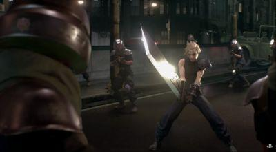 New Final Fantasy 7 Still Show The Remake's Graphics