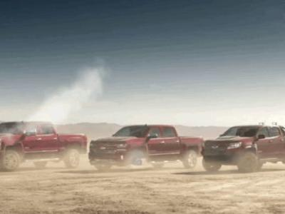 Mahk Is Back to Take Down Another Chevy 'Real People' Truck Ad