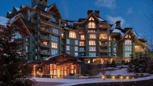 2017 Forbes Travel Guide Star Ratings: Four Seasons Resort and residences whistler earns five stars