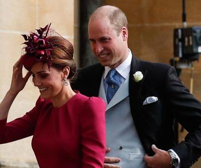 Kate Middleton wears Alexander McQueen to Princess Eugenie's wedding