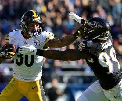 Steelers rolling as Bell hints possible return