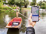 Now there are Uber PUNTS! Chauffeured tours in Cambridge to launch on the ride-sharing app