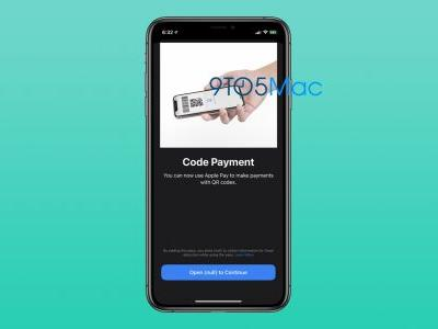 Exclusive: Apple is working on QR Code payments for Apple Pay, iOS 14 code reveals