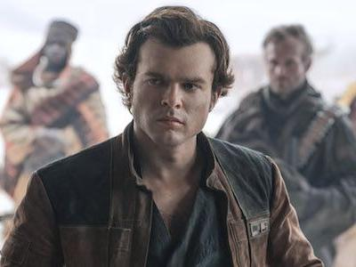 Lucasfilm Reveals Information About New Tie Fighter In Solo: A Star Wars Story
