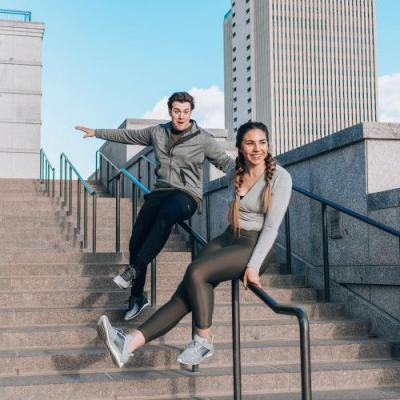 8 Partner Workouts That Put the Fun Back in Fitness