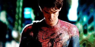 Why Playing Spider-Man Broke Andrew Garfield's Heart