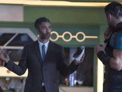 Thor Ragnarok's Taika Waititi Is Playing An Imaginary Adolf Hitler In His Next Movie