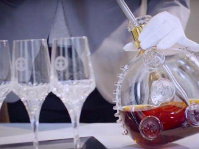 Louis XIII is more than just a cognac, it is sensation distilled