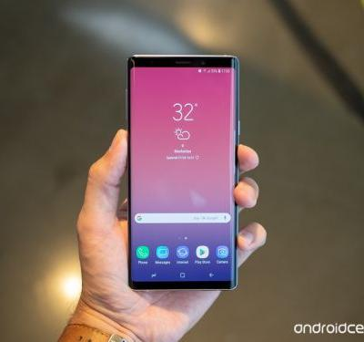 Will a leftover Galaxy Note 8 screen protector work on the Galaxy Note 9?