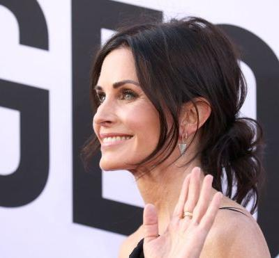 "Courteney Cox Explains Why She's Done With Fillers: ""You Have to Accept Getting Older"""