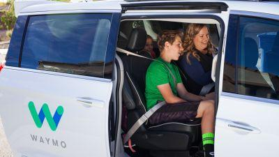 Waymo is now accepting early rider applications for its self-driving cars