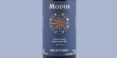 Review: Ruffino Modus