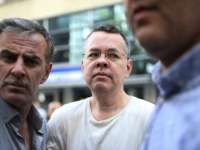 Sanctions lifted on Turkish officials after US pastor freed