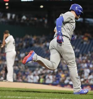 Lester, Happ combine to lead Cubs to 1-0 win over Pirates