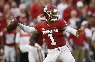 Sooners QB, A's prospect Kyler Murray declares for NFL draft