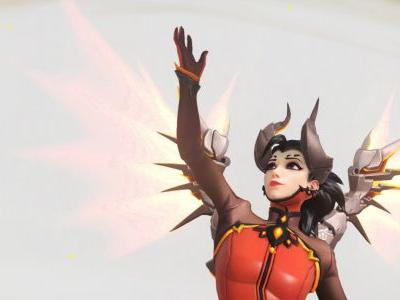 Mercy me: Overwatch's healing queen is getting nerfed again