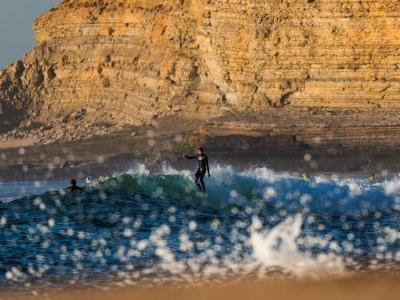 Photo gallery: Surfing on Portugal and Spain's wild and wonderful coasts