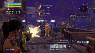 Watch and win as we livestream Epic Games' action-building game Fortnite tonight on Mixer!