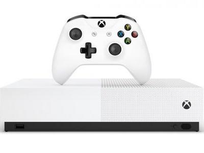 Microsoft's disc-less Xbox One S launches May 7 for $250