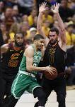 Kevin Love ruled out for remainder of Game 6, evaluated for concussion
