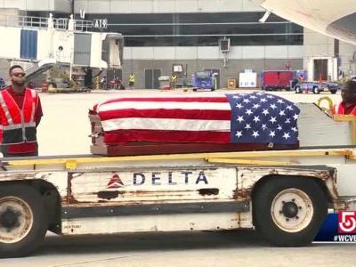 After 74 years, World War II soldier finally comes home