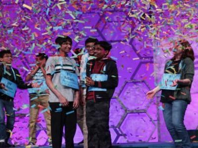 National Spelling Bee Ends In 8-Way Tie And These Kids Will Make Your Entire Day