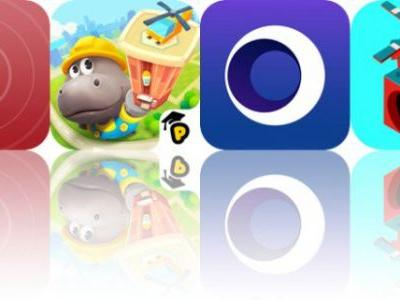 Today's Apps Gone Free: InTune, Hoopa City 2, Tadaa SLR and More