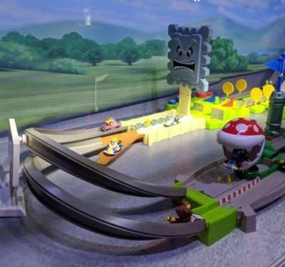 Comic-Con: Get A Closer Look At Street Fighter And Mario Kart Hot Wheels