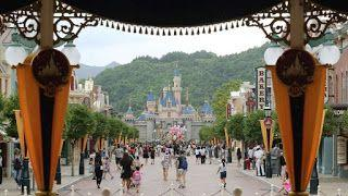 Hong Kong Disneyland records loss for second year in a row, as mainland visitor numbers dwindle