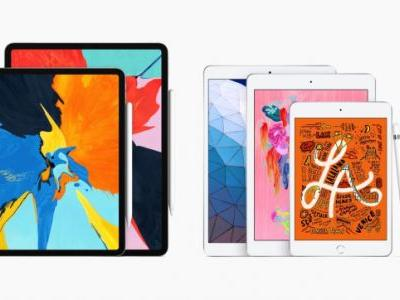 16-inch MacBook Pro and 10.2-inch iPad rumored to launch this fall