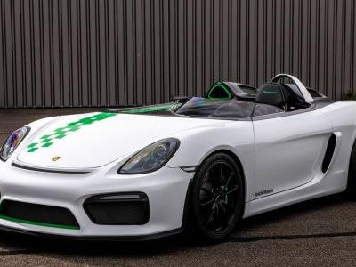 The Porsche Boxster Bergspyder Came Agonisingly Close To Production