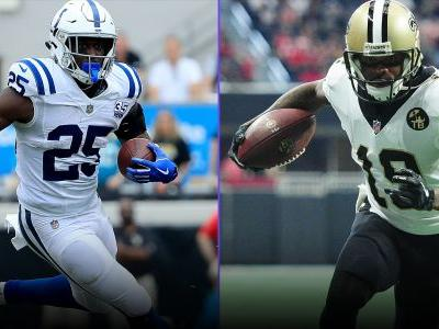 Yahoo Fantasy Football Playoff Picks: NFL DFS lineup advice for second round GPP tournaments