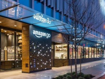 Amazon's futuristic new grocery store lets you truly grab and go
