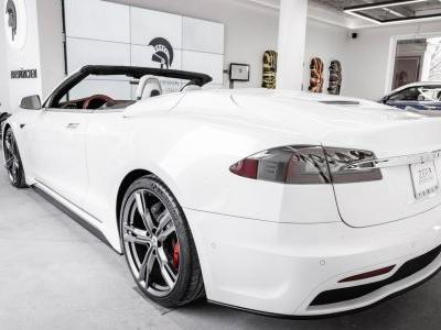 Ares Has Made A Two-Door Tesla Model S Convertible