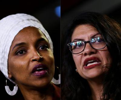 Rashida Tlaib Allowed To Visit Relatives On The West Bank; Ilhan Omar Still Barred From Israel