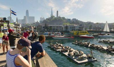 Watch Dogs 2 Updated With New Scene, Hints at Sequel Location