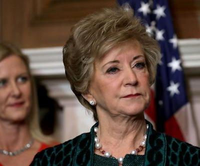 Linda McMahon to resign as head of Small Business Administration