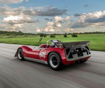 Become a '60s Speed Demon With This CanAm Lola
