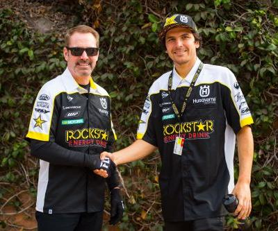 ROCKSTAR ENERGY HUSQVARNA FACTORY RACING EXTENDS CONTRACT WITH JASON ANDERSON