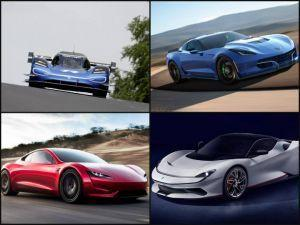 Top 10 Fastest Electric Vehicles In The World