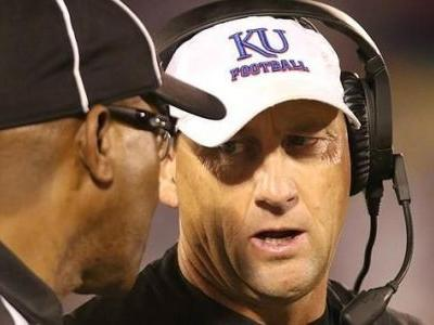 David Beaty: KU football 'at least 3, maybe more' years from fielding roster with 85 'true' scholarship players