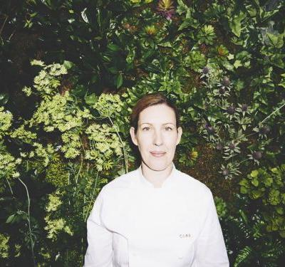 Clare Smyth Brings a Mastery of English Cuisine to Netflix's 'The Final Table'