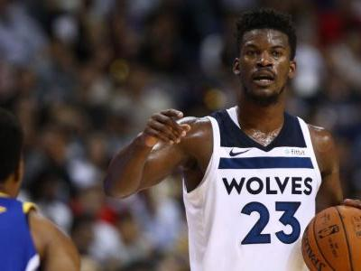 The Timberwolves want a deal for Jimmy Butler early this week, and one unlikely team is hot on the trail
