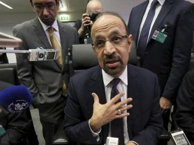 OPEC ministers, Russia, meeting for oil production cut talks
