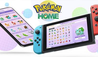 Pokémon HOME Launches in February 2020