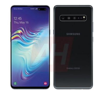 Samsung Galaxy S10 5G Launch Date On Verizon Confirmed In Leaked Render
