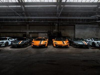 McLaren MSO Reveals 'Racing Through the Ages' Collection
