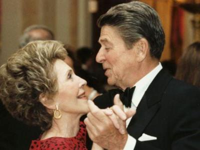 Here's how US presidents and first ladies have celebrated Valentine's Day