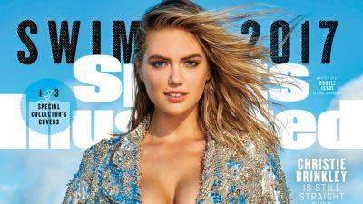 Kate Upton Is on the Cover of the 2017 'Sports Illustrated' Swimsuit Issue for the Third Time