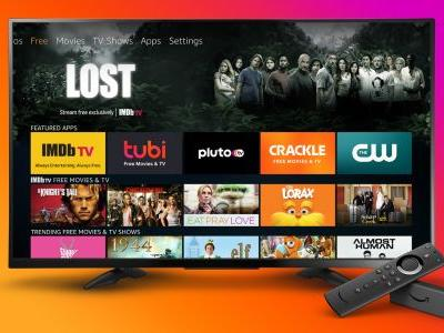 Amazon Fire TV takes on Roku and Samsung with new free TV tab
